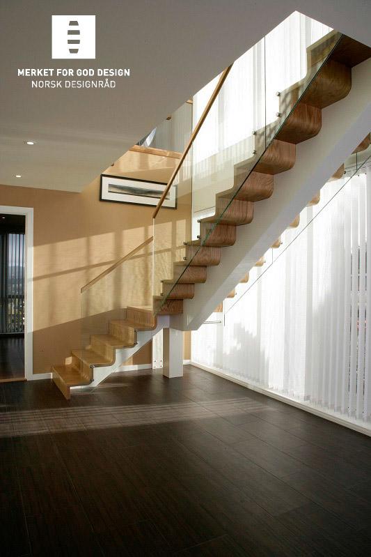 modern melby treppen. Black Bedroom Furniture Sets. Home Design Ideas